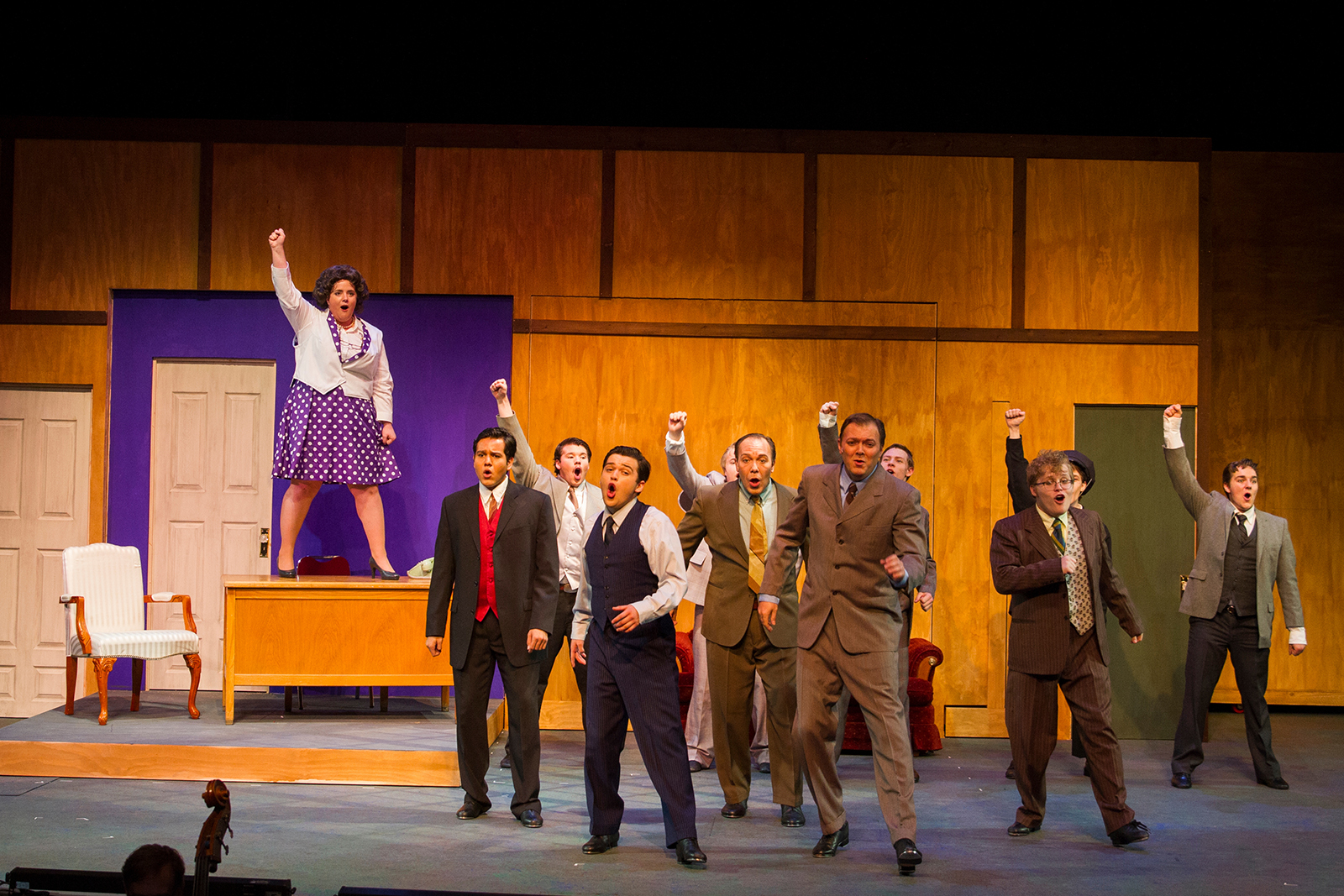 photo from How to Succeed in Business Without Really Trying