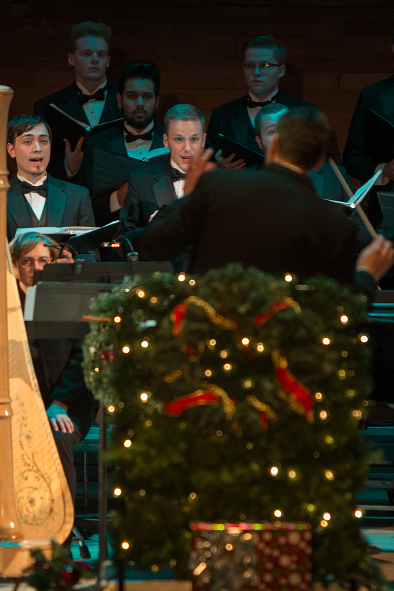 Photo from the Christmas Tapestry, a music performance